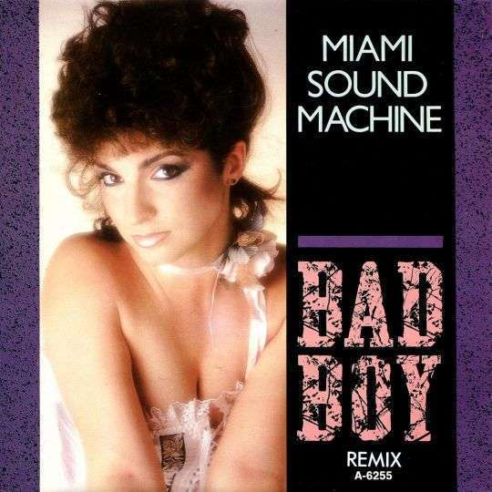 Coverafbeelding Bad Boy - Miami Sound Machine