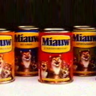 Coverafbeelding Miauw - Meow Meow Meow