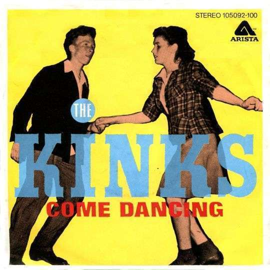 Coverafbeelding Come Dancing - The Kinks