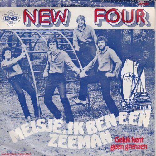 Coverafbeelding Meisje, Ik Ben Een Zeeman - New Four