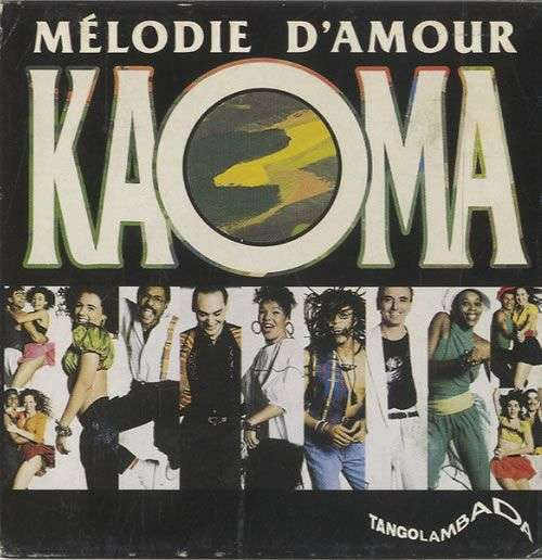 Coverafbeelding Mélodie D'amour - Kaoma