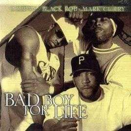 Coverafbeelding Bad Boy For Life - P. Diddy & Black Rob & Mark Curry