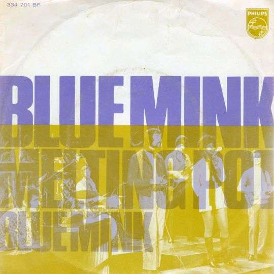 Coverafbeelding Melting Pot - Blue Mink