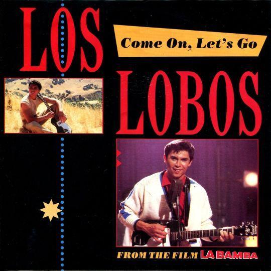 Coverafbeelding Los Lobos - Come On, Let's Go
