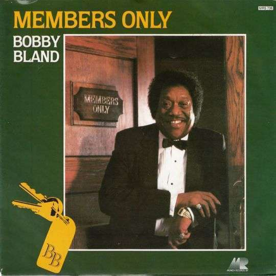 Coverafbeelding Bobby Bland - Members Only
