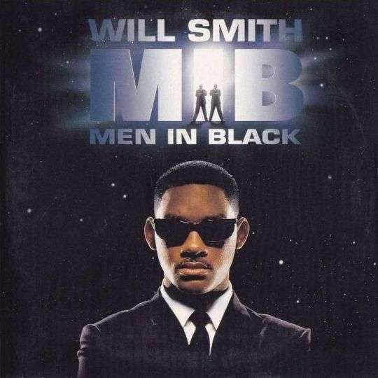 Coverafbeelding Men In Black - Will Smith