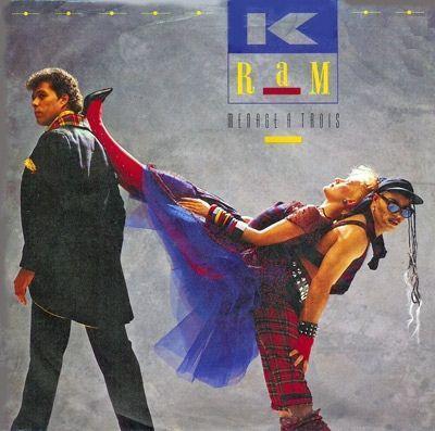 Coverafbeelding K Ram - Ménage À Trois
