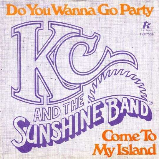 Coverafbeelding KC and The Sunshine Band - Come To My Island