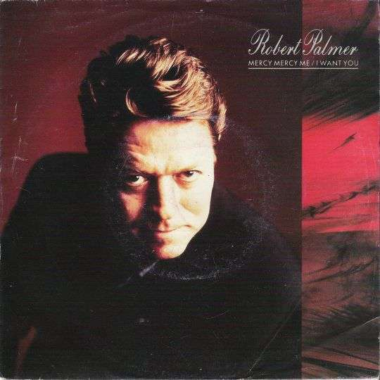 Coverafbeelding Mercy Mercy Me/i Want You - Robert Palmer
