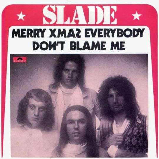 Coverafbeelding Merry Xmas Everybody - Slade