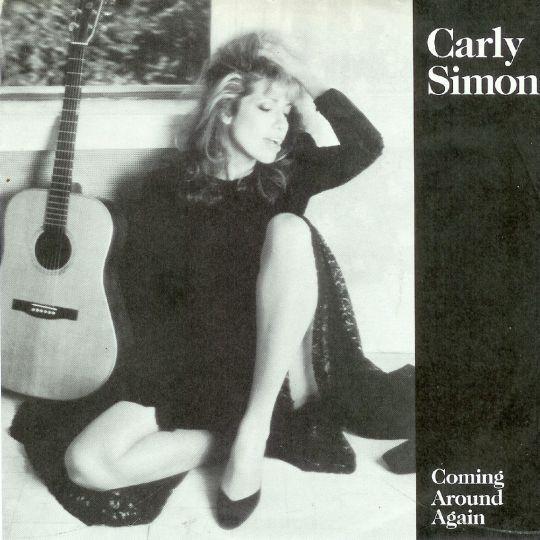 Coverafbeelding Coming Around Again - Carly Simon