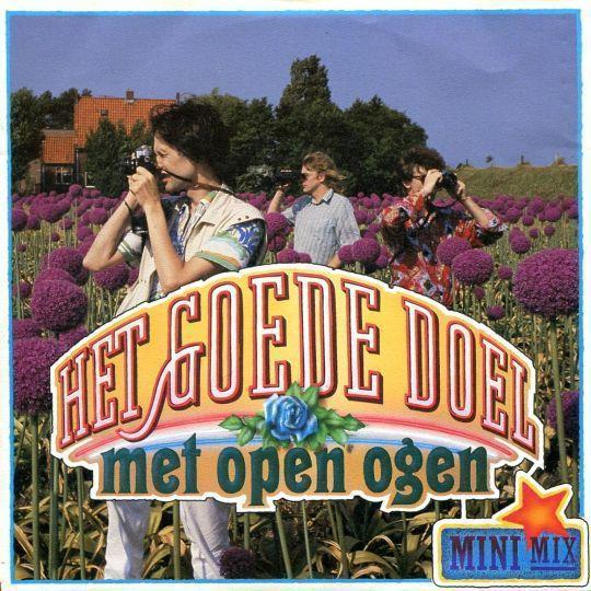 Coverafbeelding Met Open Ogen - Mini Mix - Het Goede Doel