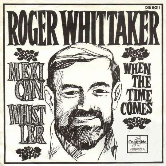 Coverafbeelding Mexican Whistler - Roger Whittaker