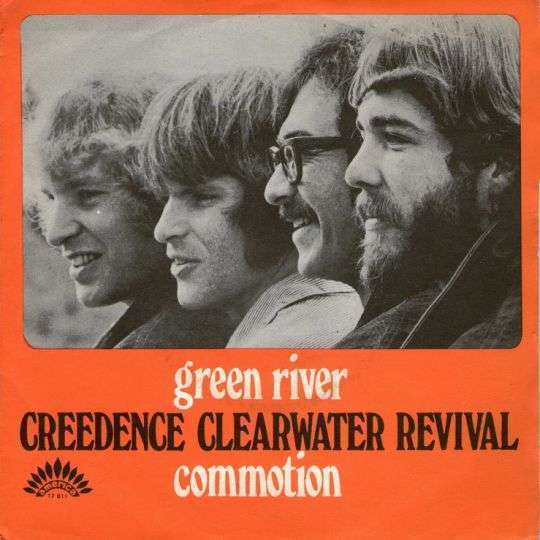Coverafbeelding Commotion - Creedence Clearwater Revival