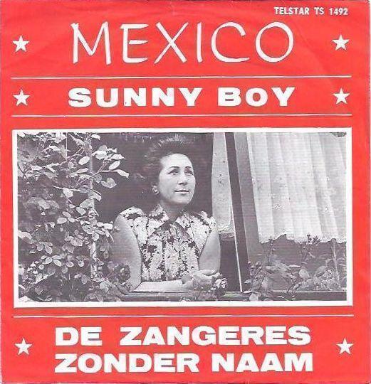 Coverafbeelding Mexico - De Zangeres Zonder Naam
