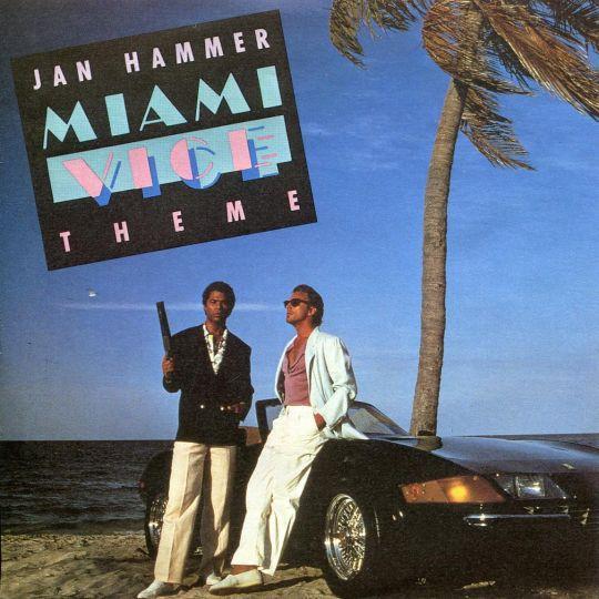 Coverafbeelding Miami Vice Theme - Jan Hammer