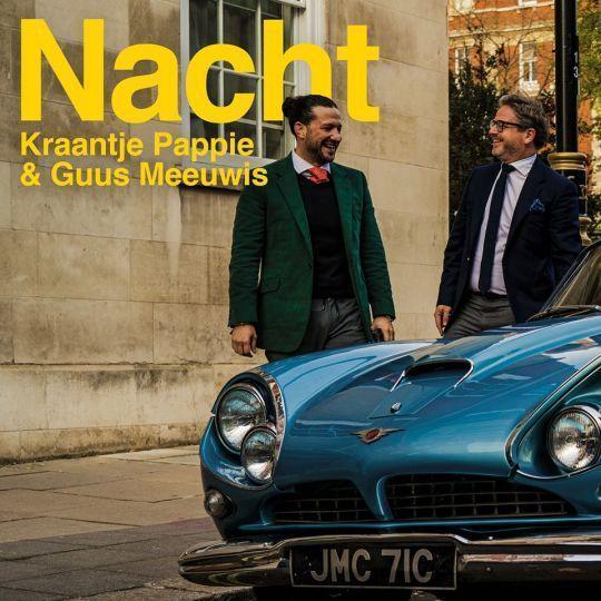 Coverafbeelding Nacht - Kraantje Pappie & Guus Meeuwis