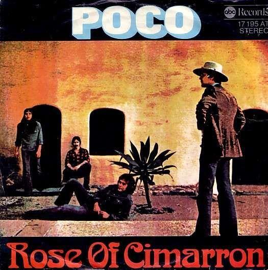 Coverafbeelding Poco - Rose Of Cimarron
