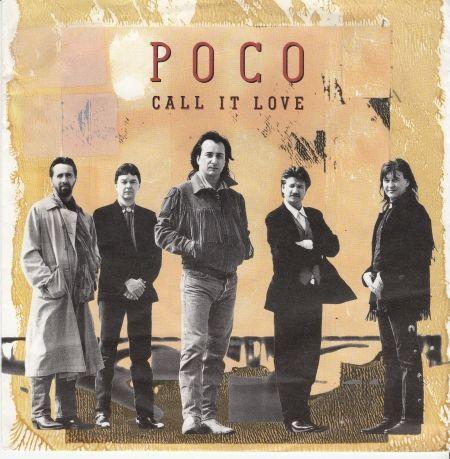 Coverafbeelding Call It Love - Poco