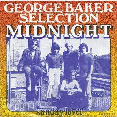Coverafbeelding Midnight - George Baker Selection