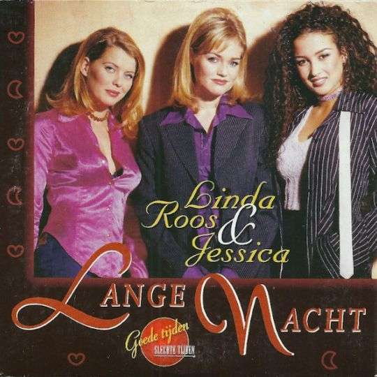 Coverafbeelding Lange Nacht - Linda, Roos & Jessica