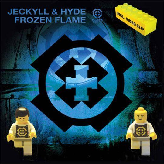 Coverafbeelding Frozen Flame - Jeckyll & Hyde