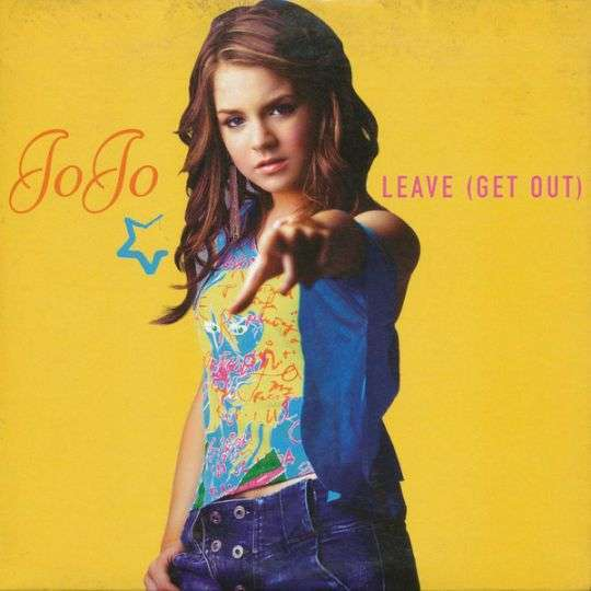 Coverafbeelding Leave (Get Out) - Jojo ((= Joanna Levesque))