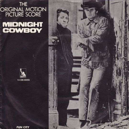 Coverafbeelding Midnight Cowboy - Midnight Cowboy
