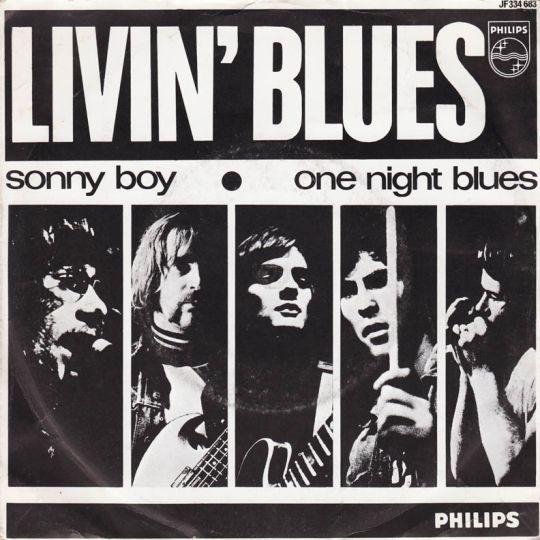 Coverafbeelding Sonny Boy - Livin' Blues