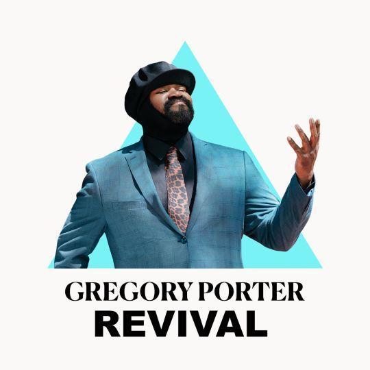 Coverafbeelding Gregory Porter - Revival