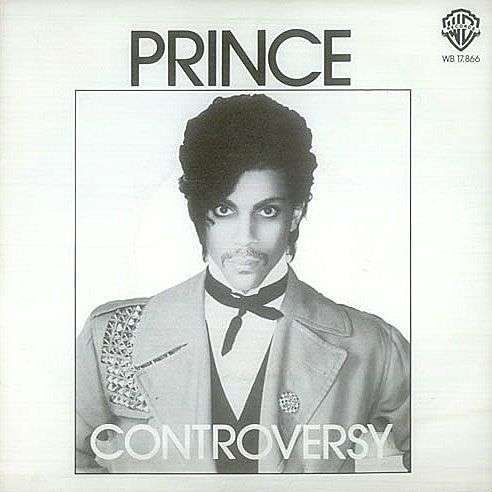 Coverafbeelding Controversy - Prince