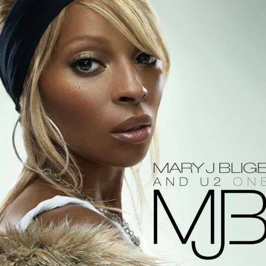 Coverafbeelding Mary J Blige and U2 - One