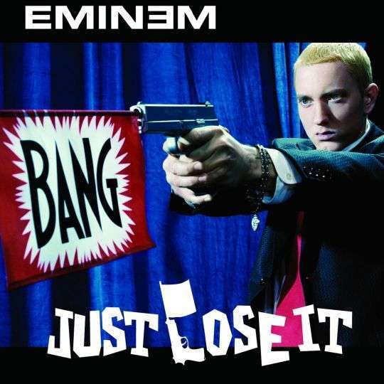 Coverafbeelding Just Lose It - Eminem