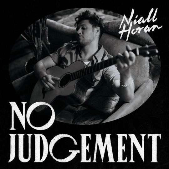 Coverafbeelding No Judgement - Niall Horan