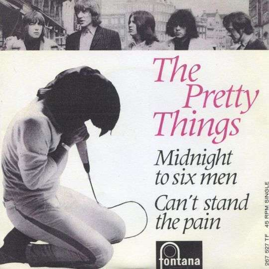 Coverafbeelding Midnight To Six Men - The Pretty Things