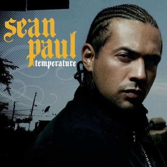 Coverafbeelding Temperature - Sean Paul