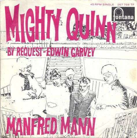 Coverafbeelding Mighty Quinn - Manfred Mann