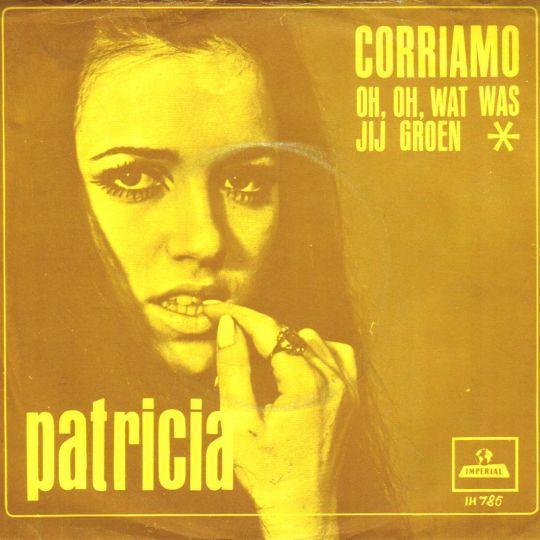 Coverafbeelding Corriamo - Isabella Iannetti / Patricia
