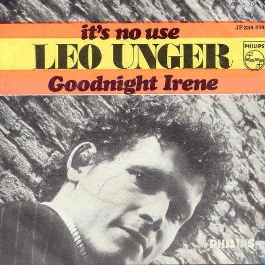 Coverafbeelding It's No Use - Leo Unger