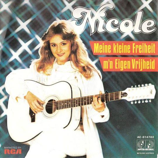 Coverafbeelding M'n Eigen Vrijheid - Nicole