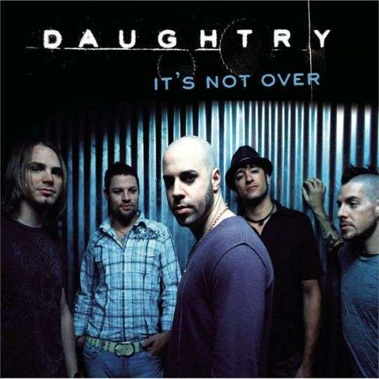 Coverafbeelding It's Not Over - Daughtry