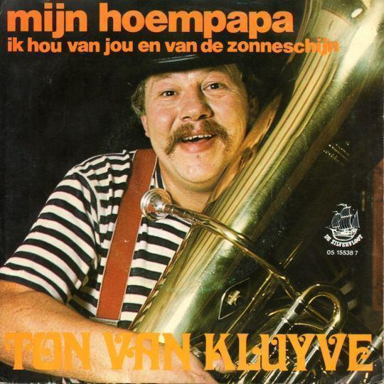 Coverafbeelding Mijn Hoempapa - Ton Van Kluyve