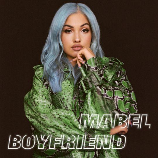 Coverafbeelding Boyfriend - Mabel