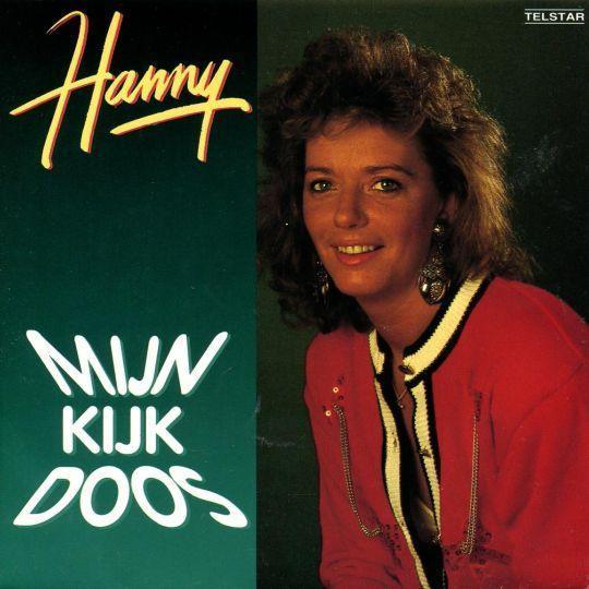 Coverafbeelding Mijn Kijkdoos - Hanny