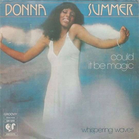 Coverafbeelding Donna Summer - Could It Be Magic