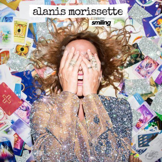 Coverafbeelding Smiling - Alanis Morissette