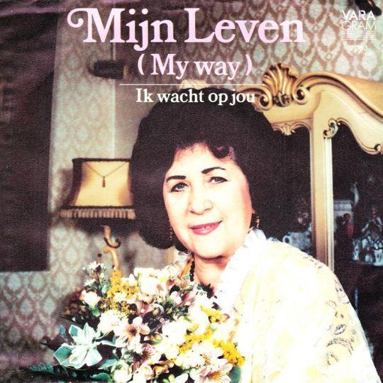 Coverafbeelding Mijn Leven (My Way) - Zangeres Zonder Naam