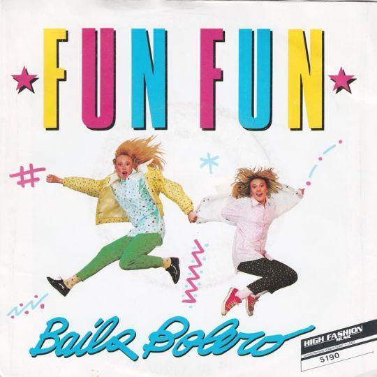 Coverafbeelding Baila Bolero - Fun Fun