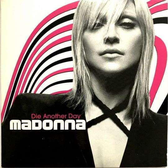 Coverafbeelding Die Another Day - Madonna