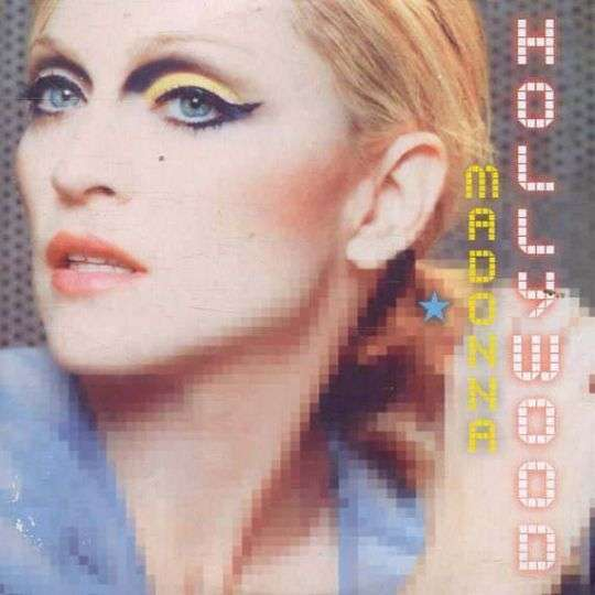 Coverafbeelding Madonna - Hollywood